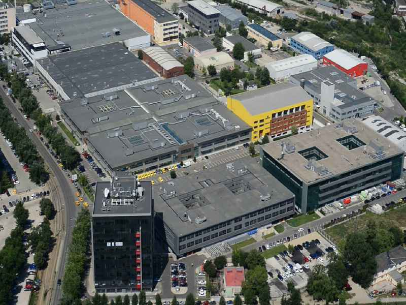 Gewerbe- und Industriegebiet ' Iride Business Park ' in Bukarest in Rumänien
